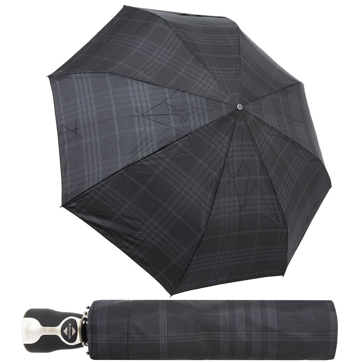 Bugatti Gran Turismo Check Regenschirm Umbrella 74662001BU