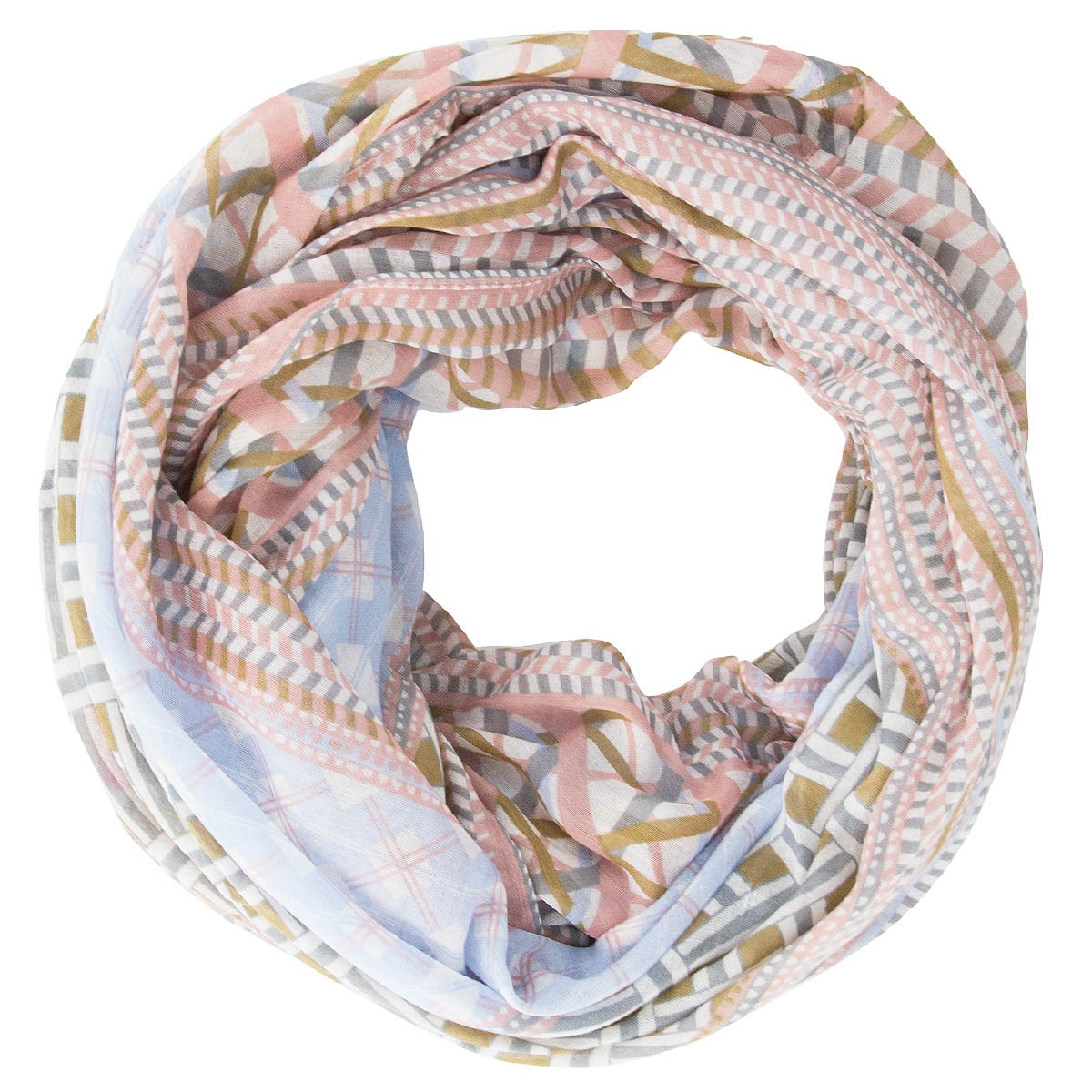 s.Oliver Damen Halstuch Loop Snood 38.899.91.3601-42D1