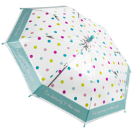 Happy Rain Kinder Regenschirm Stockschirm Kinderschirm 48558