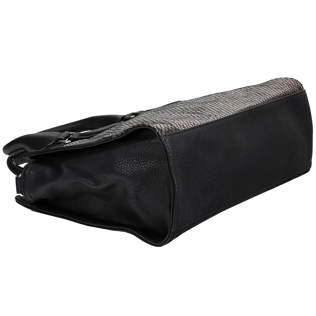 ac41edf600a4c Tamaris Vanja Tasche Handtasche Henkeltasche Bowling Bag 1379162-098 ...