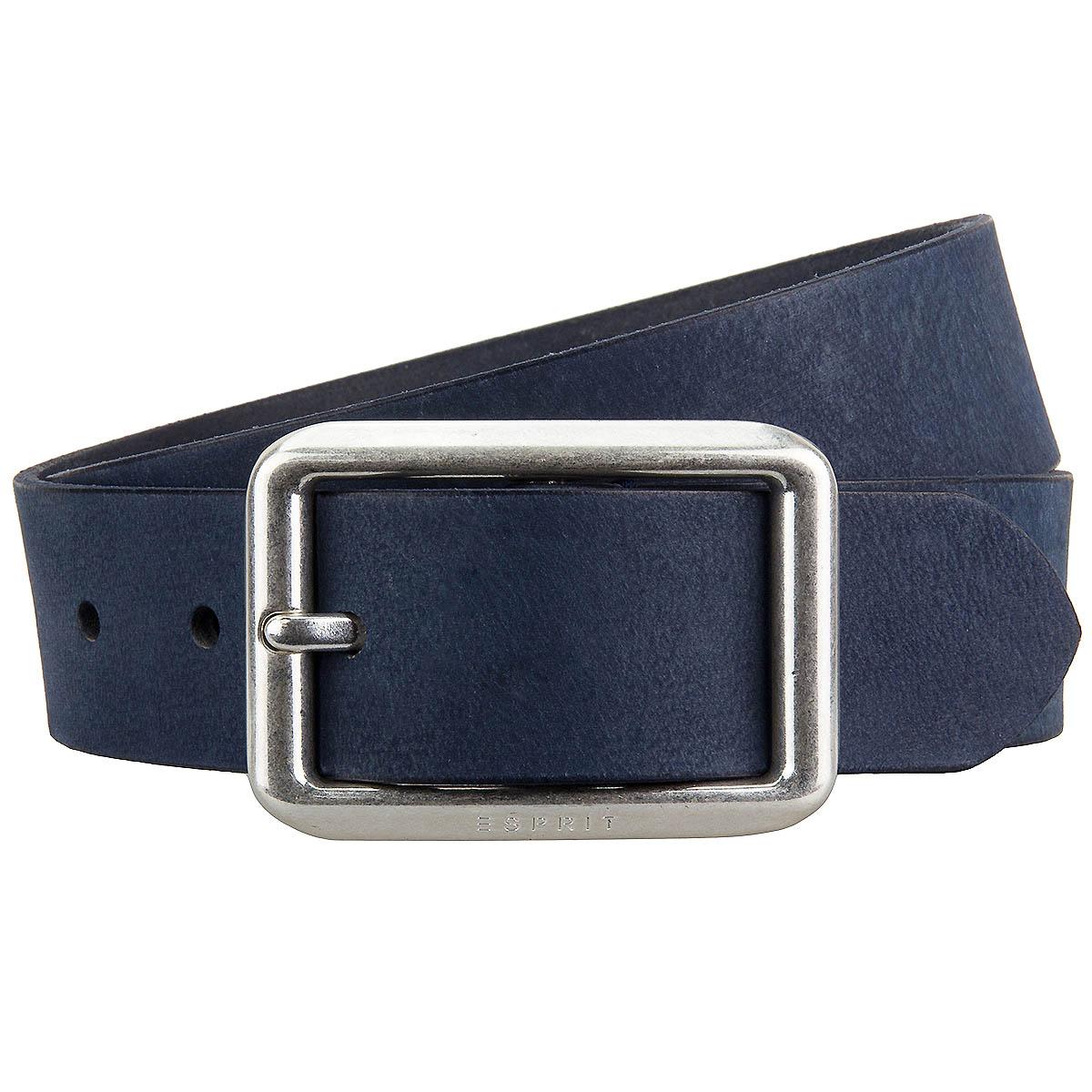 Esprit Leder Gürtel mit Dornschließe Colour Basic Belt 086EA1S009-E400
