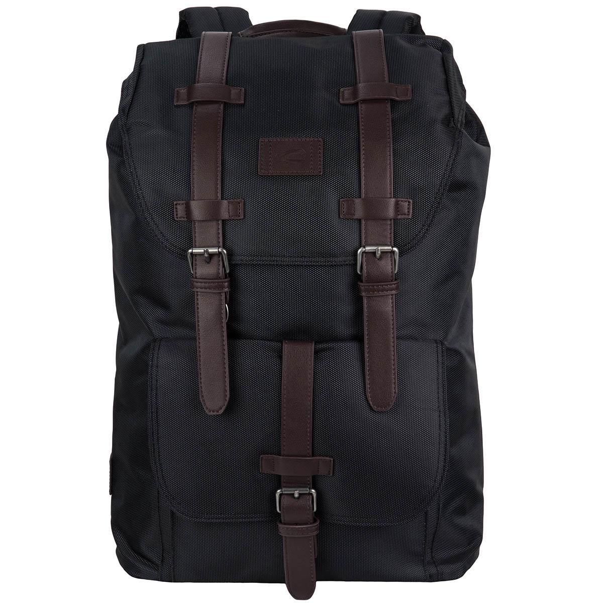 buy popular 16378 fc054 Details zu Camel Active Kurier Rucksack mit Laptopfach Daypack Backpack  Caracas 219-203-60