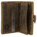 Greenburry Vintage Leder Kartenhalter Dollarclip Geldklammer RFID 1642 004