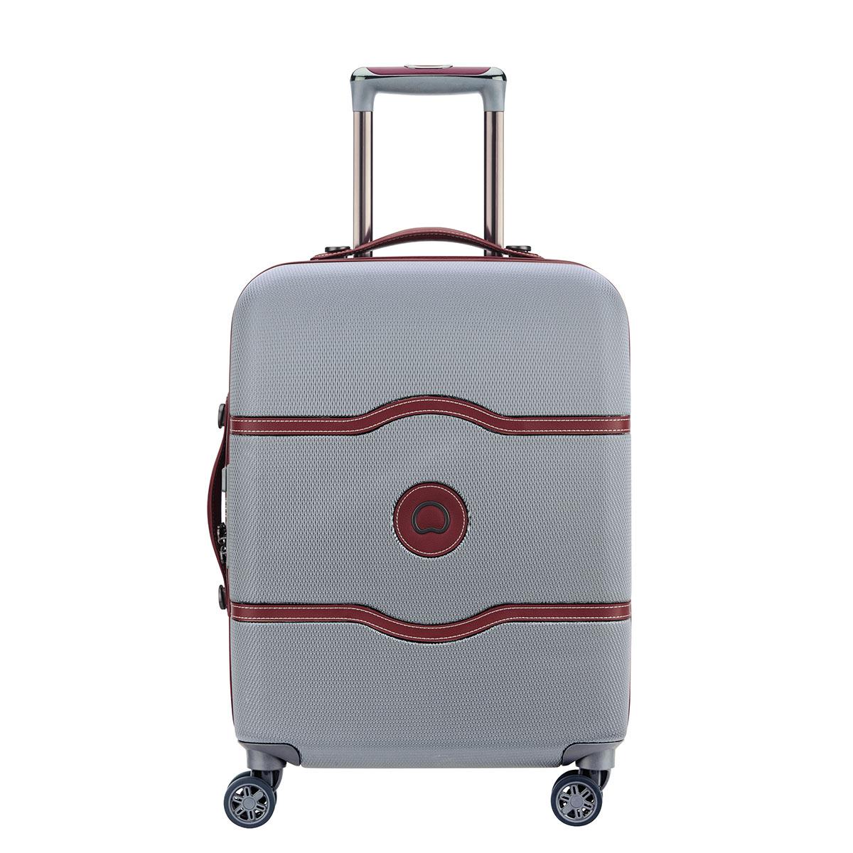 delsey chatelet air 4 rollen kabinen trolley boardcase 55. Black Bedroom Furniture Sets. Home Design Ideas