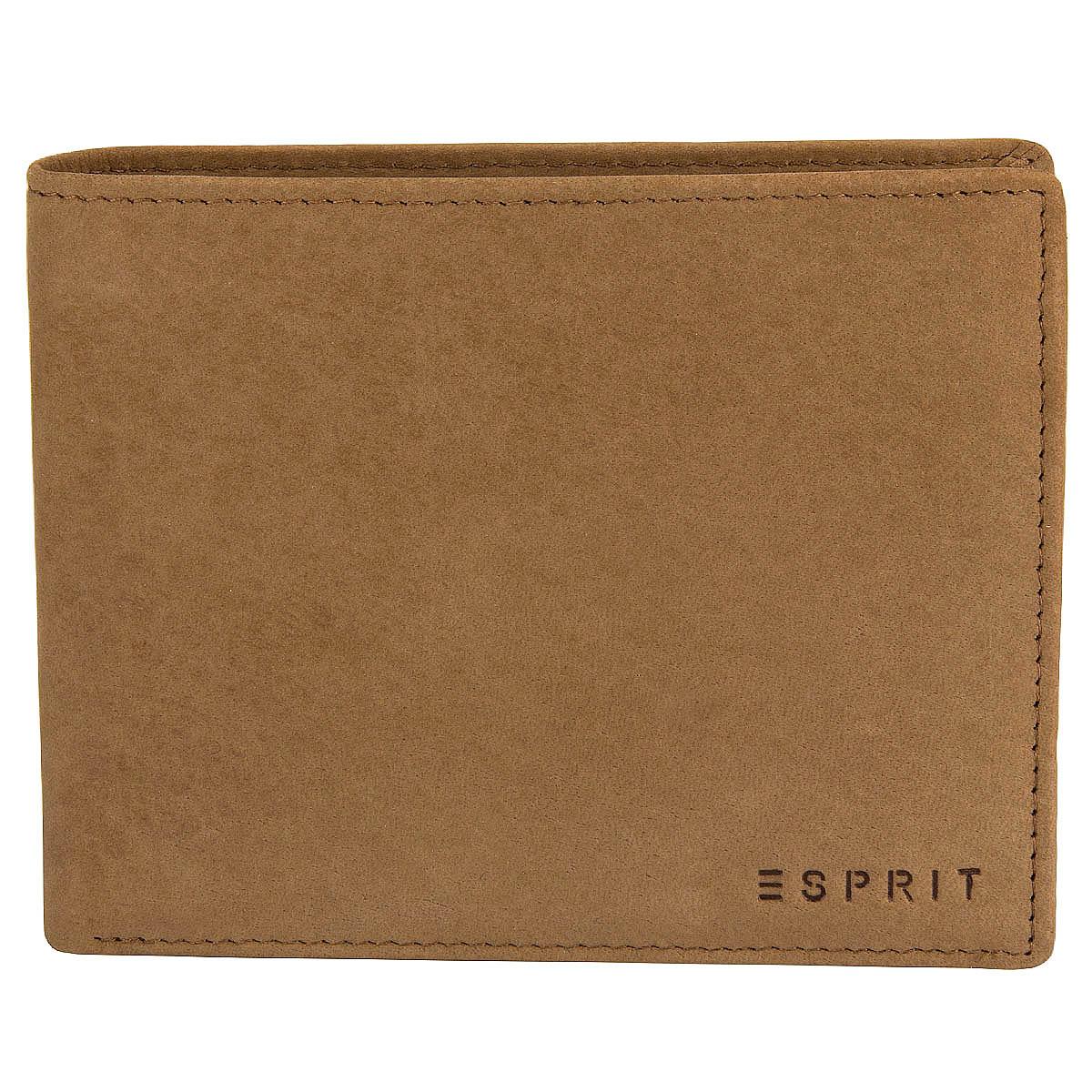 bf99c46fc99d0 Esprit Herren Leder Geldbörse Classic Hunter Wallet 086EA2V001-E210