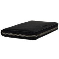 ESPRIT Basic Leder Reißverschluss Geldbörse Portemonnaie 086EA1V030