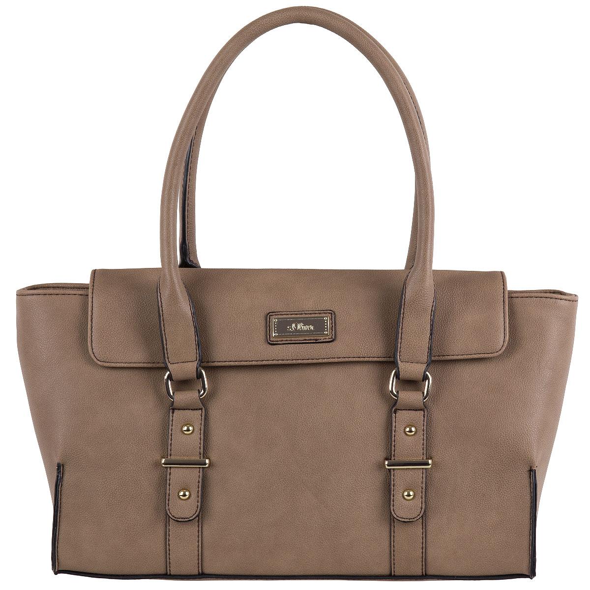 cc74196490f0e s.Oliver Shopper Handtasche Tasche Baguette Handbag 39.607.94.7779 ...