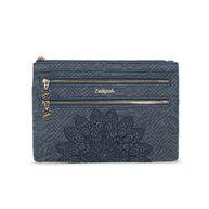 Desigual Clutch Bag Abendtasche Mone Aquiles Multi Zip 18WAYP24