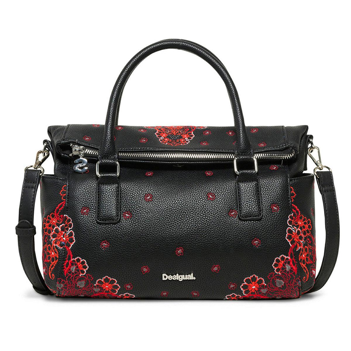 Desigual Handtasche Tasche Bols Manuela Foulard Loverty 18WAXPCC/2000