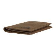 Greenburry Vintage Leder Ausweismappe Dokumentenmappe Kartenetui 1794B-25