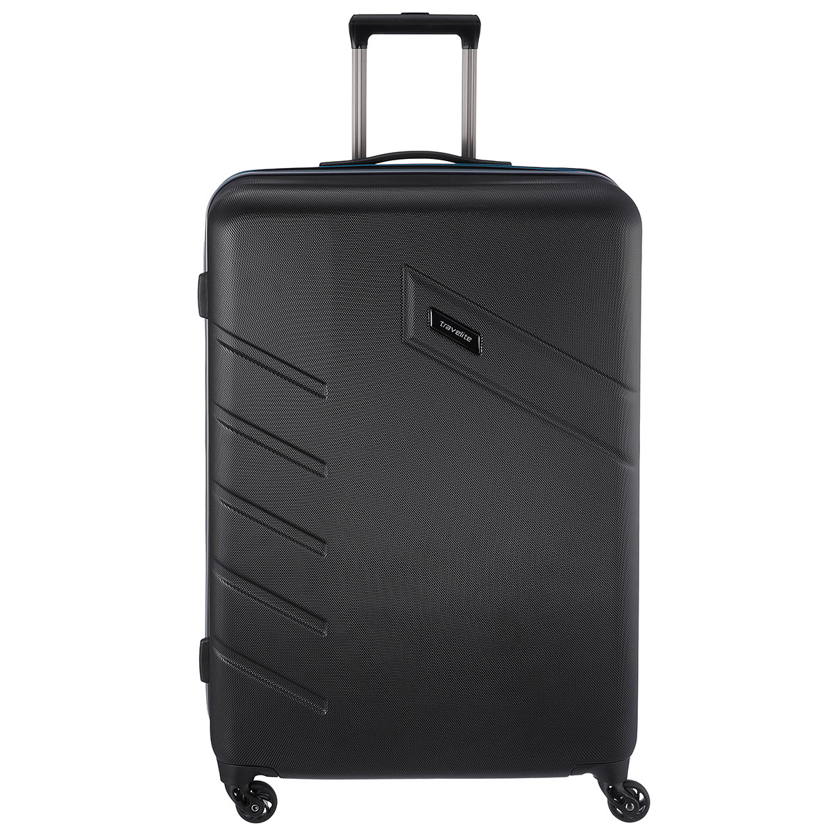 Travelite Tourer 4 Rollen ABS Hartschalen Trolley 4 Rad Koffer 76 cm