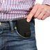 SecWal RFID Leder Kartenetui mit Münzfach Geldbörse Portemonnaie Geldbeutel SW1 007