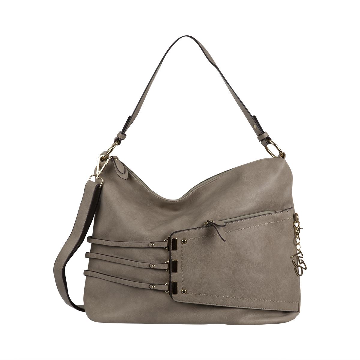 Betty Barclay Pouch A4 Schultertasche Hobo Bag Handtasche D-955-VT