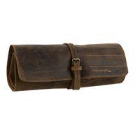 Greenburry Vintage Leder Werkzeugrolle Werkzeugtasche Toolbag 1690-25