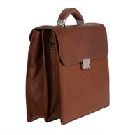 Bugatti Sartoria Leder Businesstasche Briefcase Aktentasche 495458