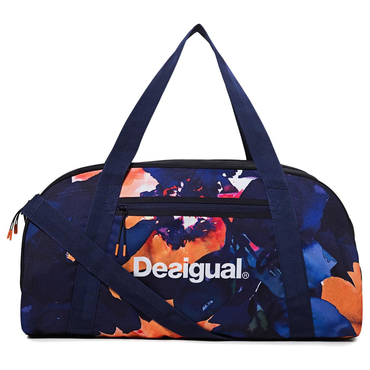 Desigual Damen Sporttasche Fitness Tasche Gym Bag Carry Tropic 18SQXW14//5013
