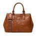 Desigual Handtasche Bowling Bag Bols Dark Amber Cabo 19SAXPCA 002