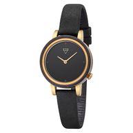 Kerbholz Luise Sandalwood Midnight Damen Uhr Armbanduhr 4251240403953