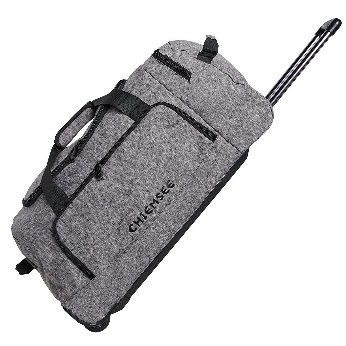 c85df8aeb6e37 ... Chiemsee Rolling Duffle Reisetasche Sporttasche mit Rollen 5061003 003  ...
