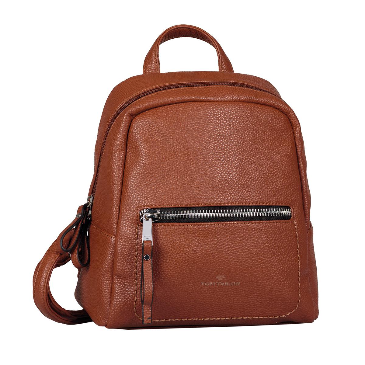 Tom Tailor Damen Juna Backpack City Rucksack Daypack 24419