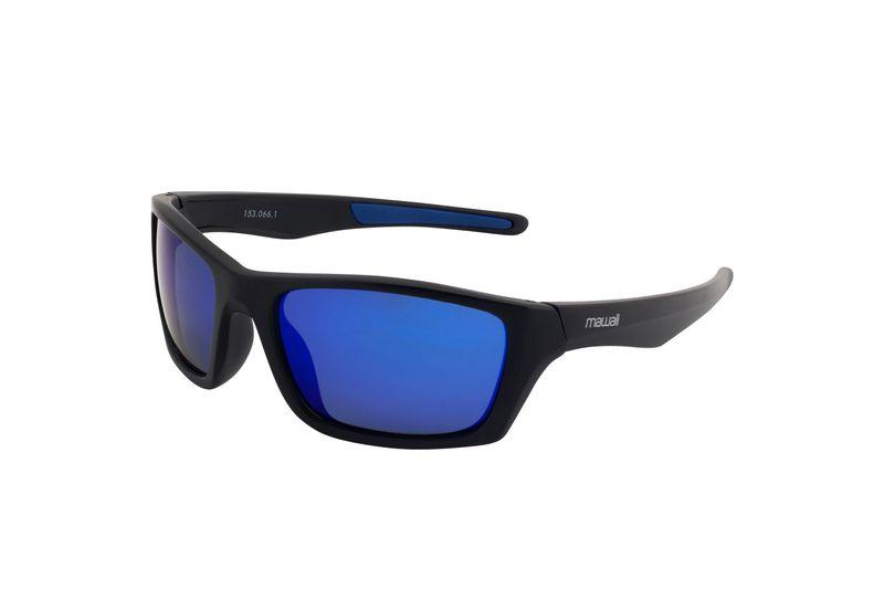 UV-Schutz für die Augen, Style für's Gesicht.  Sport-Style Performance-Sonnenbrille mit polarisierten Gläsern. Gummieinlagen im Bügel - kein Rutschen.