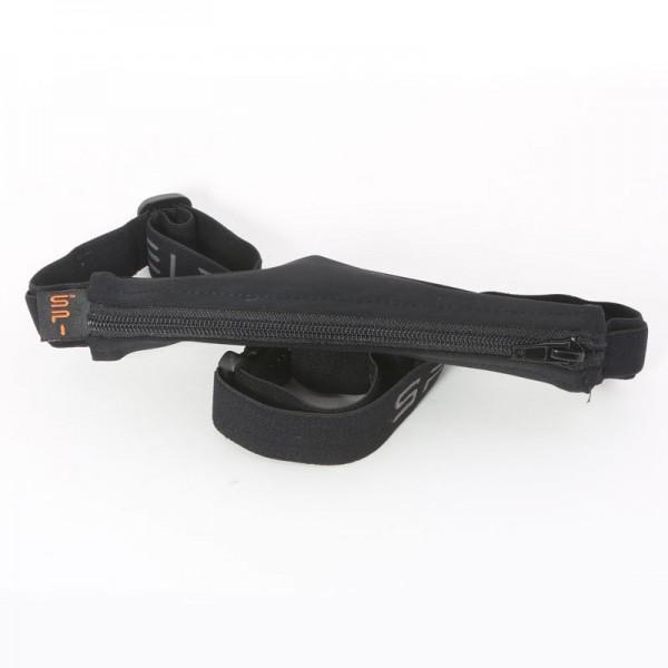 Original SPIbelt™ mit Schlaufen für Energy-Packs, Hüfttasche, Laufgürtel, Joggingtasche. Ideal für I-Pod, Geld, Ausweis und und und... Taschenlänge ca. 16,5cm