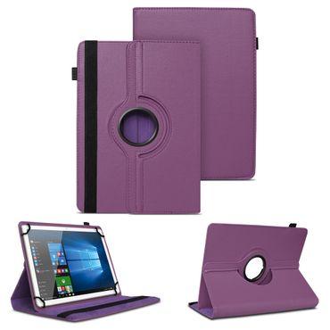 Tablet Hülle Wortmann Terra PAD 1005 Tasche Cover Schutzhülle Case 360 Drehbar – Bild 20