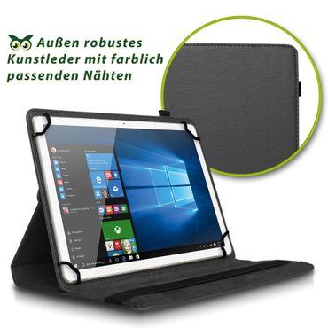 Tablet Hülle Wortmann Terra PAD 1005 Tasche Cover Schutzhülle Case 360 Drehbar – Bild 3