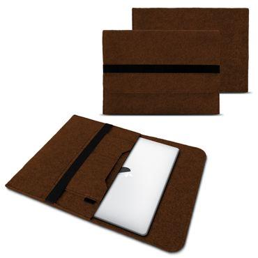 Apple Macbook Pro Hülle Tasche Laptop Cover Sleeve Filz 13,3 Case Schutzhülle – Bild 23