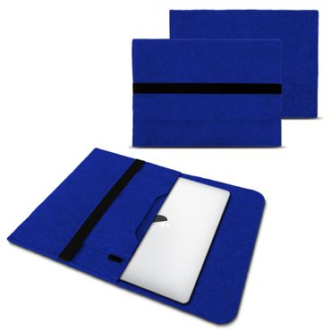 Apple Macbook Air Hülle Tasche Laptop Cover Sleeve Filz 13,3 Case Schutzhülle – Bild 16