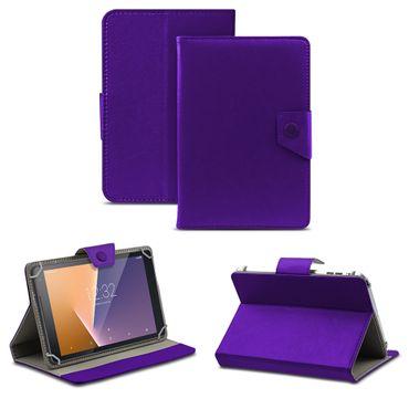 NAUC® Tablet Schutzhülle für Vodafone Tab Prime 6 / 7 Kunstleder Tasche Hülle Standfunktion in verschiedenen Farben Universal Cover Case  – Bild 20