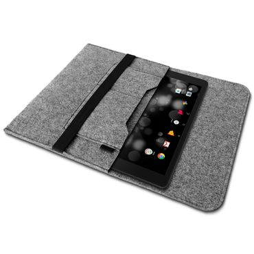 Acer Iconia Tab 10 - One 10 Tablet Tasche Hülle Schutzhülle Sleeve Filz Cover – Bild 3