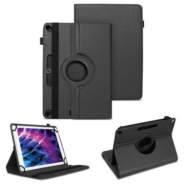 Medion Lifetab P10606 P10602 P9702 Tablet Tasche Hülle Schwarz Cover Schutzhülle – Bild 1