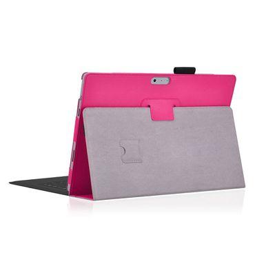 Microsoft Surface 3 Tablethülle Tasche Standfunktion Schutzhülle Cover Case Pink – Bild 3