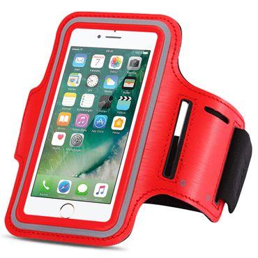 Sportarmband Armtasche Jogging Tasche Fitnesstasche für Smartphone Handy Hülle – Bild 25