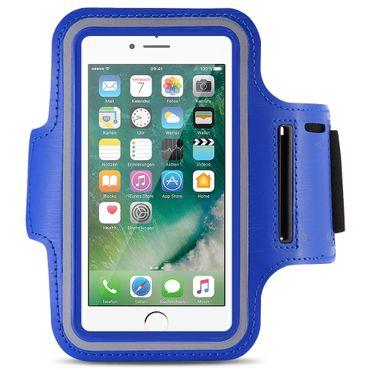 Fitnesstasche für Smartphone Handy Hülle Sportarmband Armtasche Jogging Tasche – Bild 3