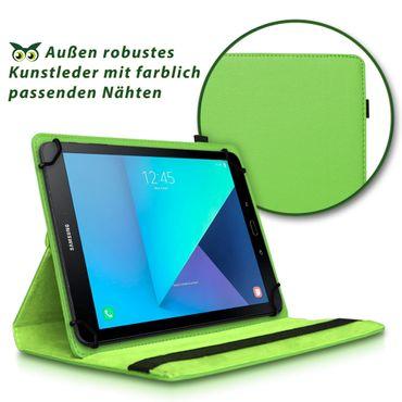 Samsung Galaxy Tab E 9.6 Tablet Hülle Tasche Schutzhülle Cover 360° Drehbar Case – Bild 15