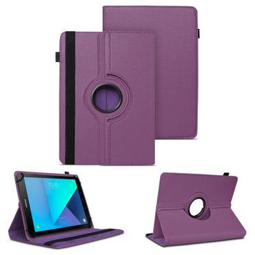 Samsung Galaxy Tab E 9.6 Tablet Hülle Tasche Schutzhülle Cover 360° Drehbar Case – Bild 19