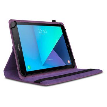 Samsung Galaxy Tab E 9.6 Tasche Tablet Schutzhülle Hülle Case Cover 360° Drehbar – Bild 21