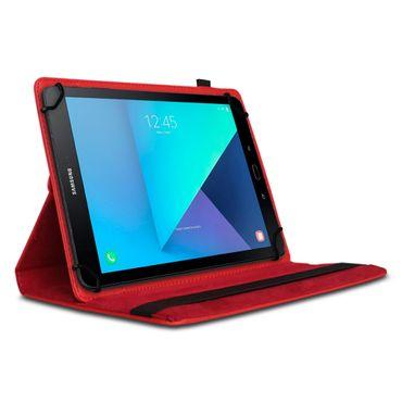 Samsung Galaxy Tab E 9.6 Tasche Tablet Schutzhülle Hülle Case Cover 360° Drehbar – Bild 9