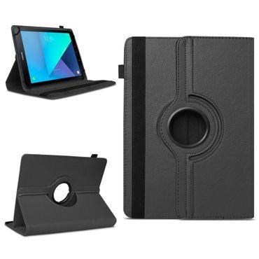 Samsung Galaxy Tab E 9.6 Tasche Tablet Schutzhülle Hülle Case Cover 360° Drehbar – Bild 2