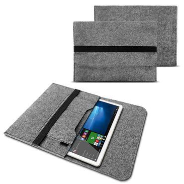 Sleeve Filz Hülle Samsung Galaxy Tab S2 S3 9.7 Tablet Tasche Schutzhülle Cover  – Bild 2