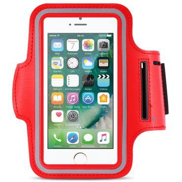 Jogging Tasche Handy Hülle Sportarmband Armtasche Fitnesstasche Smartphone Case – Bild 11