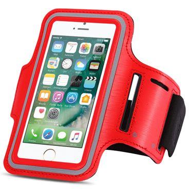 Jogging Tasche Handy Hülle Sportarmband Armtasche Fitnesstasche Smartphone Case – Bild 12