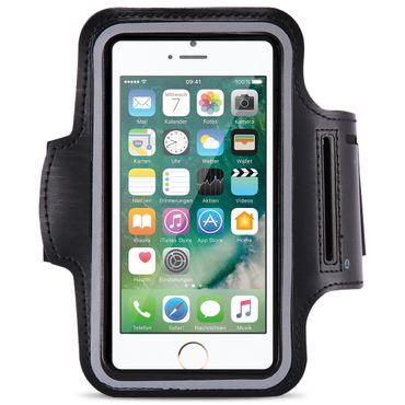Jogging Tasche Handy Hülle Sportarmband Armtasche Fitnesstasche Smartphone Case – Bild 8