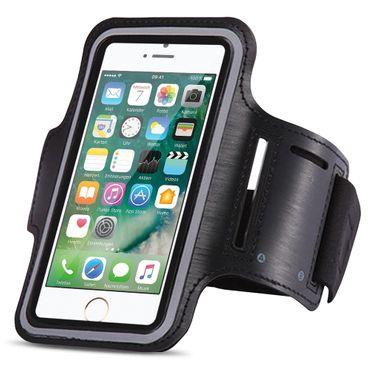 Jogging Tasche Handy Hülle Sportarmband Armtasche Fitnesstasche Smartphone Case – Bild 9