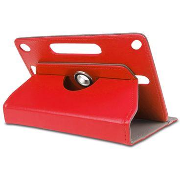 Tablet Tasche Captiva Pad 10 3G Plus Hülle Schutzhülle Cover Case 360° Drehbar – Bild 12