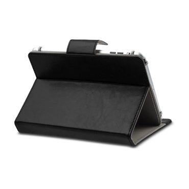 NAUC® Robuste Tablet Schutzhülle für Odys Rapid 7 Plus Tablet aus hochwertigem Kunstleder Tasche Hülle Standfunktion kombiniert Schutz und Design in 9 verschiedenen Farben Cover Case Universal Schutzhülle Modellauswahl  – Bild 5
