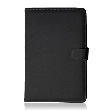 NAUC Keyboard-Micro-USB-Tastatur Ultra für Odys Rise 10 - Space 10 Plus 3G Tablet dünn ergonomisches Design QWERTY Tastatur mit Schutzhülle aus robustem leicht zu reinigenden Kunstleder mit Standfunktion und Magnetverschluss – Bild 6