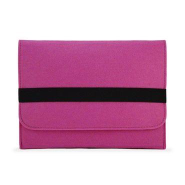 NAUC® Tasche Hülle für Apple iPad Pro Filz Sleeve Schutzhülle Tablet Case Cover Bag mit Innentaschen und sicheren Verschluss – Bild 12